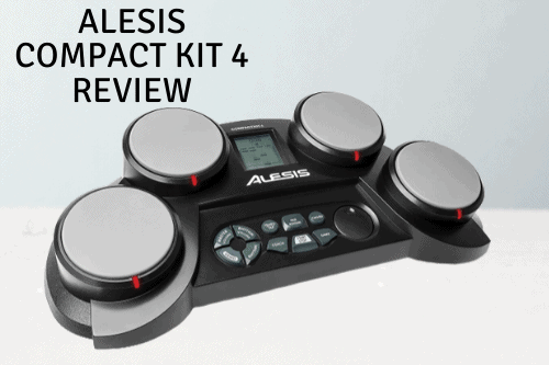 Alesis Compact Kit 4 Review