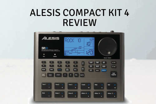Alesis SR-18 Drum Machine Review