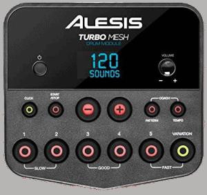Alesis Turbo Mesh Electronic Drum Kit Review