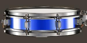 modern snare drum