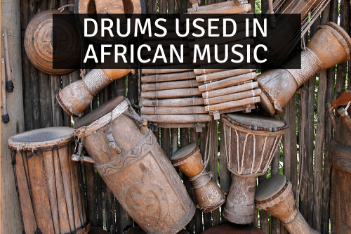 Drums Used In African Music